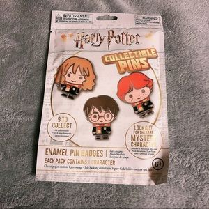 New Harry Potter Mystery Pin Blind Bag